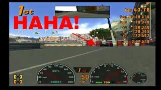 Gran Turismo 3 Playthrough Part 101! Second part of Final Race on Cote D' Azur! F094/s Still Stuck!