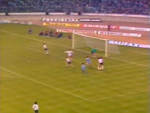 Full highlights of the 1981 FA Cup Final replay between Manchester City and Tottenham, May 14th 1981.