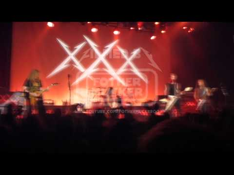 Metallica with Dave Mustaine Metal militia LIVE San Francisco, USA 2011-12-10 1080p FULL HD