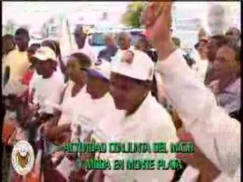 Juramentación MODA en Monte Plata