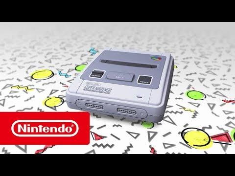 Nintendo Classic Mini: Super Nintendo Entertainment System - Een klein systeem, een grote comeback!