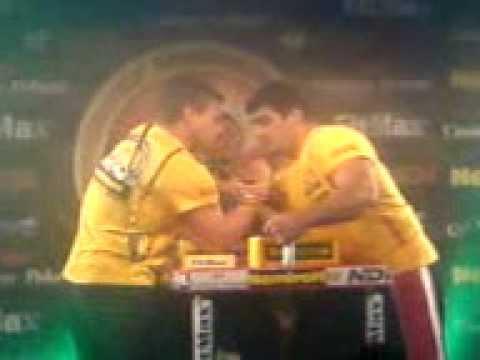 John Brzenk vs. Farid Usmanov - Final - Nemiroff World Cup 2006