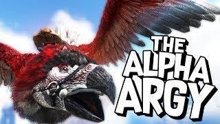 ARK Survival Evolved Ep #31 - TAMING an ALPHA ARGENTAVIS! (Modded Survival)