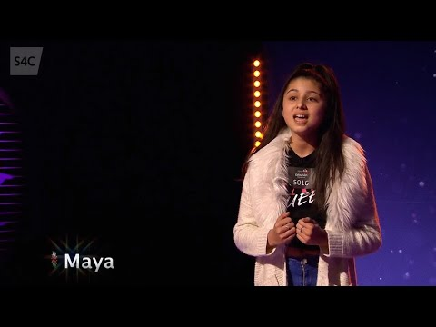 Maya | Chwilio am Seren | Junior Eurovision 2019 | Cymru | Wales