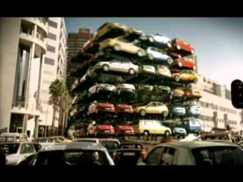 Watch Citroen Rubik's advertising