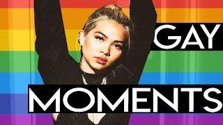 Hayley Kiyoko gay moments | CRACK |