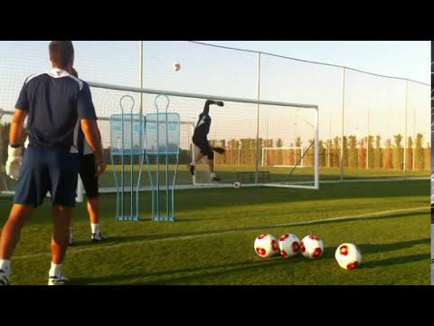 entrenamiento porteros fuerza velocidad (goalkeepers strenght & speed)