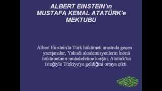 Albert Einstain Atatürk