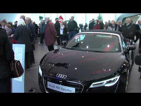 Audi terminal Reportage (Radio Hamburg)
