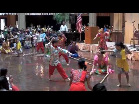 Slow Tinikling video