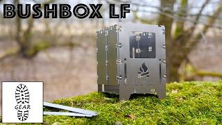 "Falthobo ""Bushbox LF"" von Bushcraft Essentials"