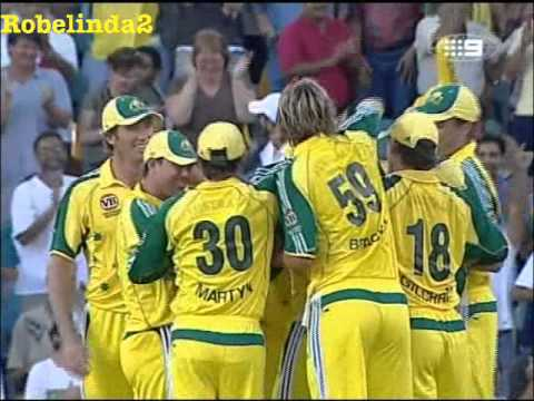 *WOW* BRILLIANT RUN OUT - ANDREW SYMONDS vs JACQUES KALLIS