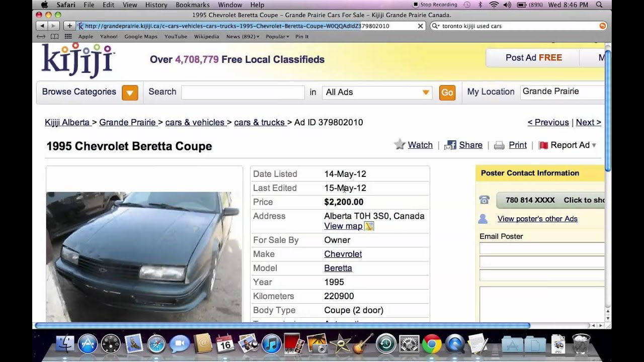 Kijiji Grande Prairie Used Cars And Trucks Under 5000