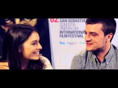 Josh Hutcherson + Claudia Traisac II You are beautiful