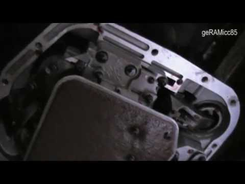 LIQUID SEAL FAIL   TRANSMISSION PAN SERVICE DODGE RAM 1500 HYLOMAR GASKET DERALE 14210 FLUID CHANGE