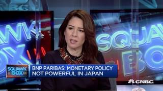 BNP Paribas - Monetary Policy In Japan Does Not Have Much Power - 16 May 17  | Gazunda