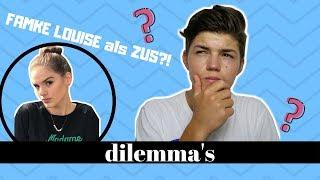 FAMKE LOUISE ALS ZUS!!! DILEMMA'S | Vincent Visser
