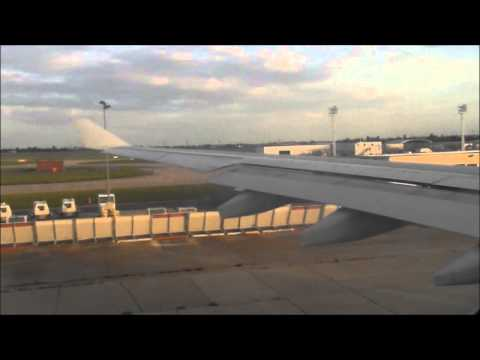Air Algérie A330-202 take off Orly to Algiers [HD]