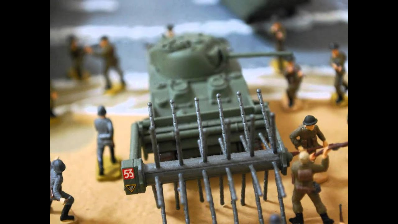 D Day Pictures Airfix 1/76 D - Day Di...