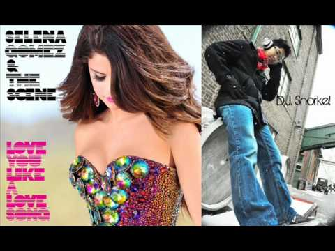 Selena Gomez- Love You Like A Love Song Remix video
