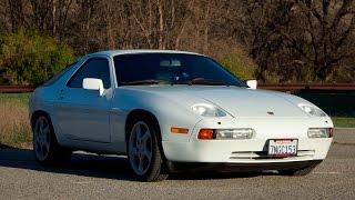 Porsche 928 S4 - One Take