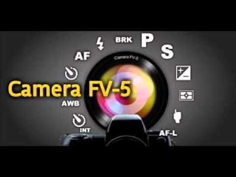 Camera FV-5 v1.19 full (android)
