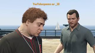 تختيم لعبة قراند 5 الحلقة 12انقاذ بنت مايكل  Grand Theft Auto V Gameplay