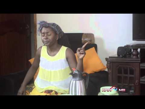 You will not waste my food. Kansiime Anne. African Comedy.