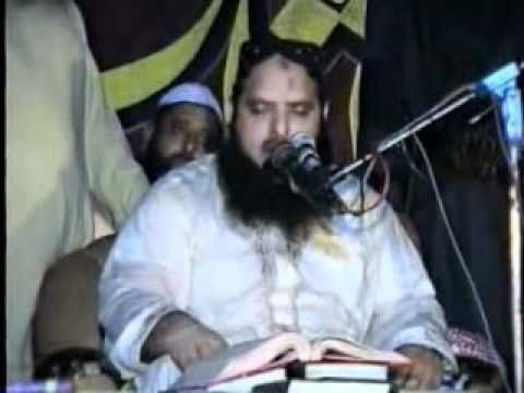 Yousaf Rizvi Tokay Wali Sarkar Ka Opration By Molana Yousaf Pasrori 7 7 video