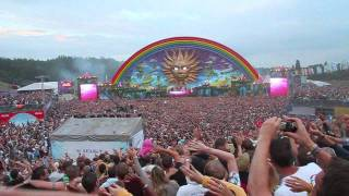 Tomorrowland 2010 | Best crowd in the world
