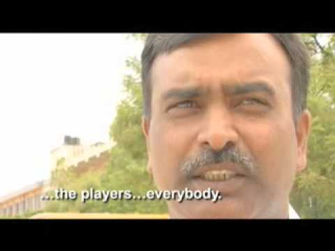 Pompom Diplomacy. Nfl Cheerleaders Sex-up Bangalore Cricket video