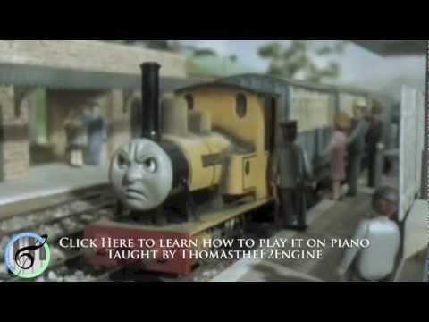 [S4,V1]Duncan the Narrow Guage Engine's Theme