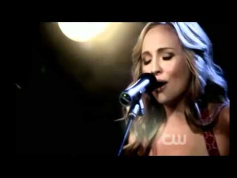 Eternal Flame - Caroline Forbes candice Accola video