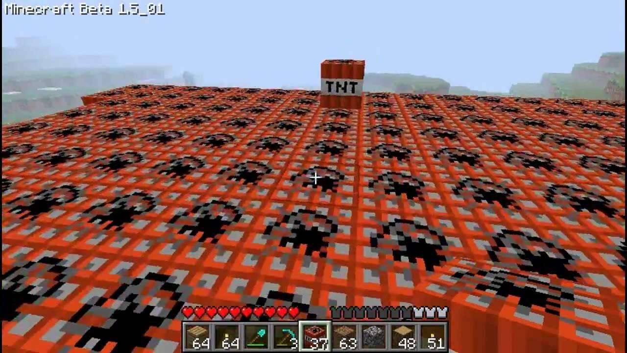 how to make a mine bomb