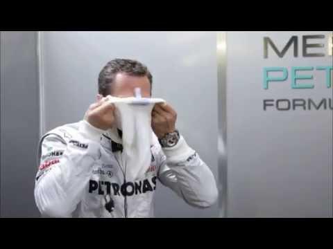 Schumacher sai de coma e deixa hospital de Grenoble