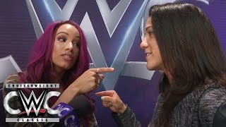 Is Sasha Banks stealing Bayley's CWC pick?: CWC Exclusive, Sept. 14, 2016