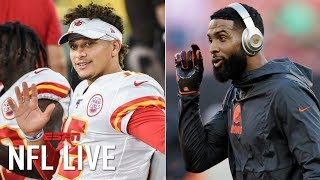 NFL Live predicts winners for 2019 Week 1 matchups | NFL on ESPN