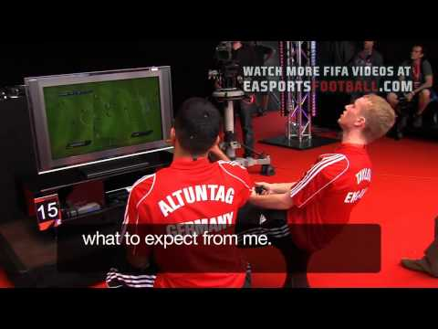 Watch the world's best players in action at the FIFA Interactive World Cup finals in Barcelona and find out which player scooped the title and a cash prize o...