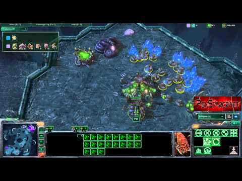 SC2 HD #118 PsY[Z] vs Gemini[P] Video