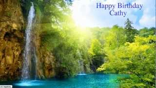 Cathy - Happy Birthday - Nature