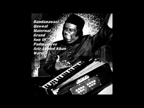 Lal Meri Pat Rakhiyo Bhala - Bandanawazi Qawwal video