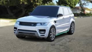 2017 Range Rover Sport | Auto Access Height | Land Rover USA