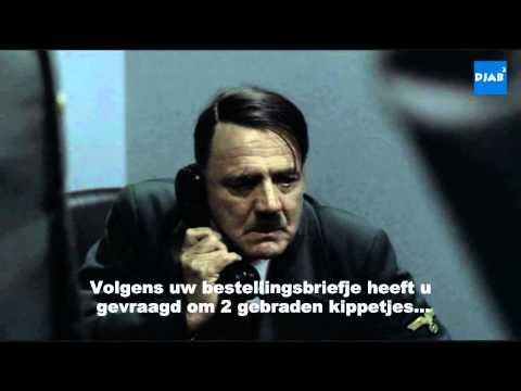 Hitler bestelt een snelle hap