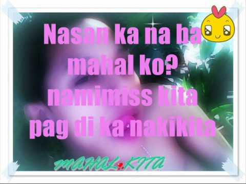 Namimiss Kita Lyrics By Arjho AGASA