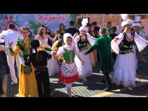 флэшмоб танец Кара Жорга