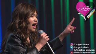 Angelica Hale Singing 34 Girl On Fire 34 2018 Chicago Fresenius Conference