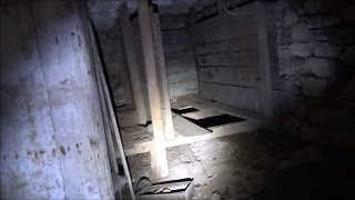 WHAT'S IN THE ROOM? Abandoned and Sealed With A Baby's Crying Ghost!