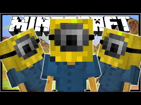 MINECRAFT MINIONS! | Minions In Minecraft | Only One Command