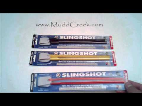 Trumark Slingshot Band Review by MUDD CREEK