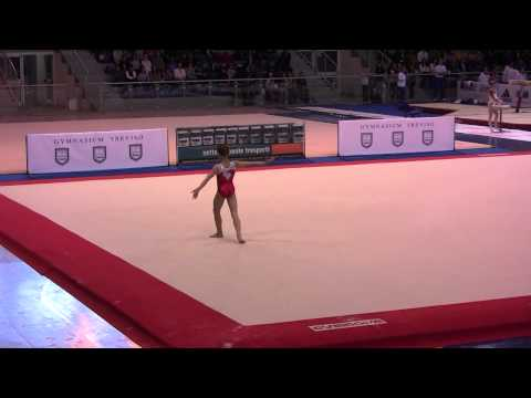 Lara Mori (ITA) Jesolo 2012 - FX